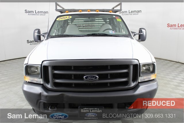 Pre-Owned 2003 Ford F-350SD XL