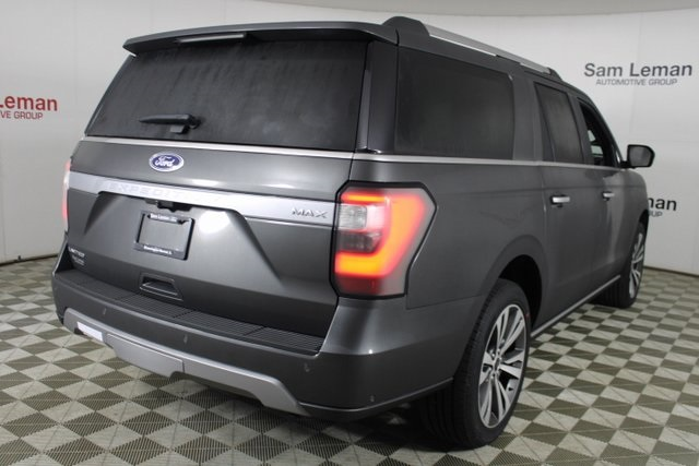 New 2020 Ford Expedition Max Limited