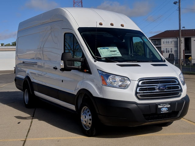 New 2019 Ford Transit 350 Base 3d Extended Cargo Van In Bloomington