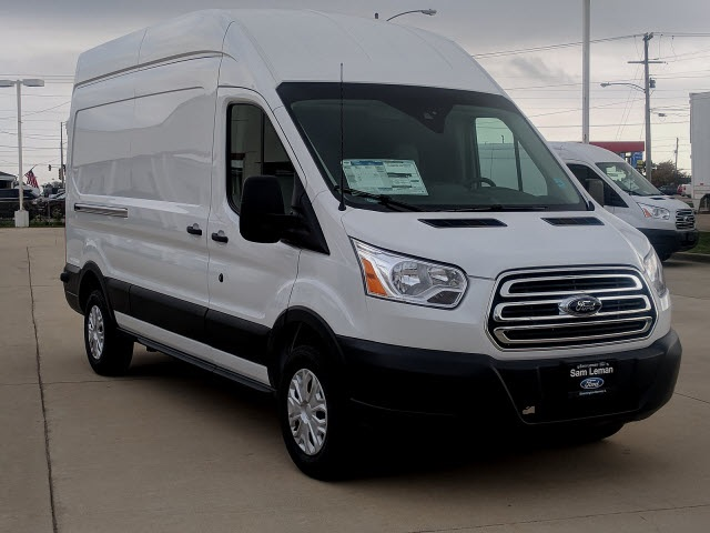 ford transit  base  high roof cargo van  bloomington nf sam leman ford