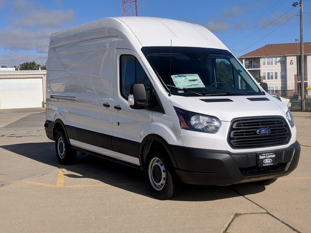 Ford Transit Van >> New 2019 Ford Transit 350 Base Rwd 3d High Roof Cargo Van