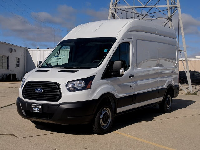 New 2019 Ford Transit 350 Base 3d High Roof Cargo Van In Bloomington