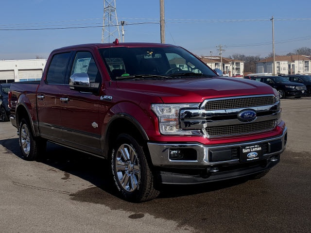 New 2019 Ford F-150 King Ranch With Navigation & 4WD King Ranch Road Map on dealey plaza map, heat map, sam houston state university map, park map, txu coverage map, budapest map, lightning map, rust map, gahanna ohio map, sahara map, aurora colorado map, texas map, ted turner property map, corpus christi international airport map,