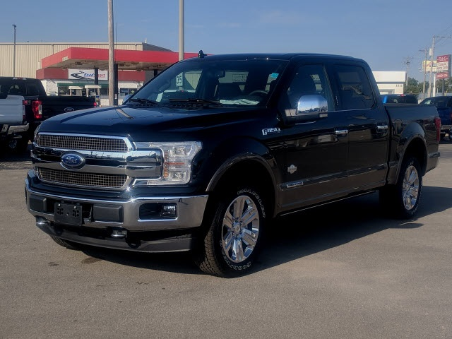 new 2018 ford f 150 king ranch 4d supercrew in bloomington. Black Bedroom Furniture Sets. Home Design Ideas