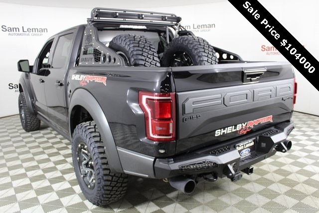 New 2019 Ford F-150 Shelby Raptor