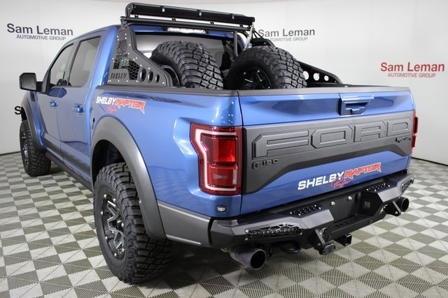 new 2019 ford f 150 shelby raptor baja 4d supercrew in bloomington