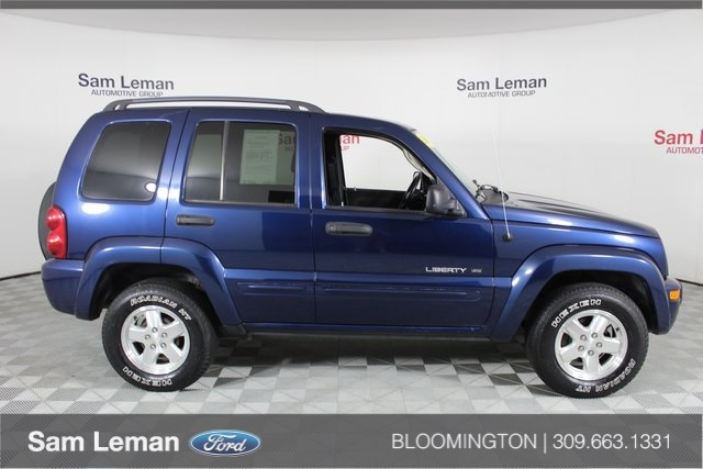 Pre Owned 2002 Jeep Liberty Limited