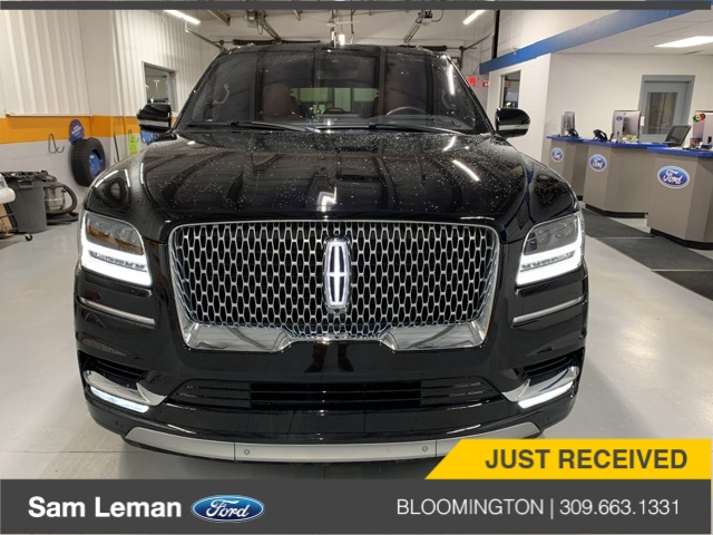 Pre-Owned 2019 Lincoln Navigator Reserve