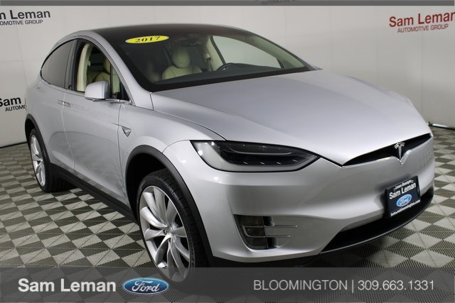 Pre Owned Tesla >> Pre Owned 2017 Tesla Model X 90d With Navigation Awd