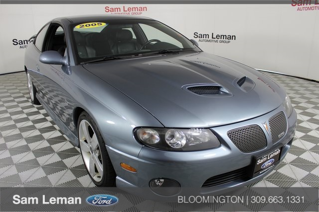 Pre Owned 2005 Pontiac Gto Gto 2d Coupe In Bloomington Nf1797a