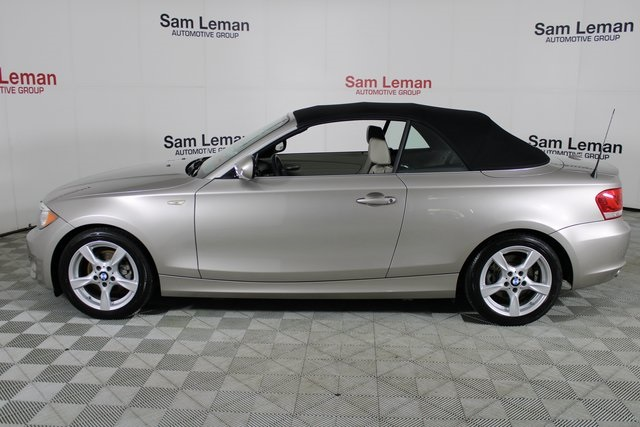 Pre-Owned 2012 BMW 1 Series 128i
