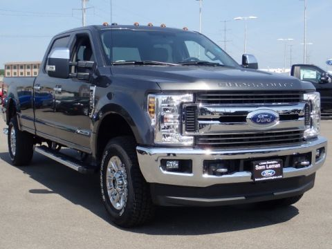 New 2018 Ford F-250SD XLT