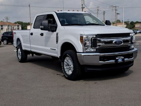 new 2018 ford f 250sd xl 4d crew cab in bloomington. Black Bedroom Furniture Sets. Home Design Ideas