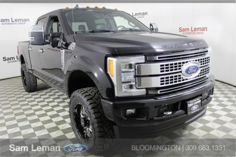New 2019 Ford F-250SD Platinum