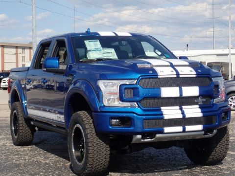 New 2018 Ford F-150 SHELBY